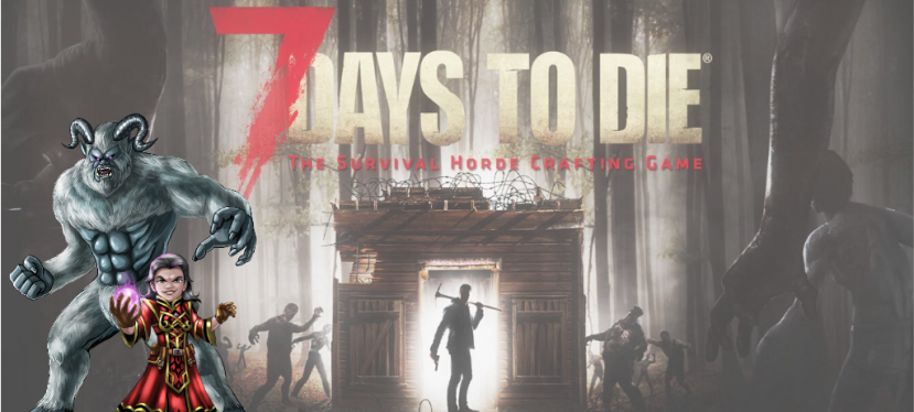 7 Days to Die: Horde Night at the MotelEight